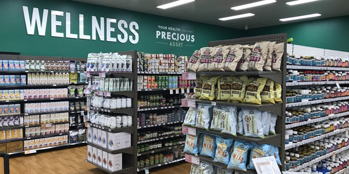 Maroochydore health food store