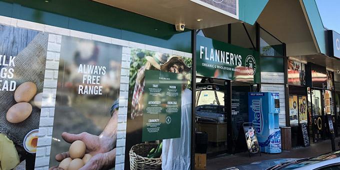 health food store taringa