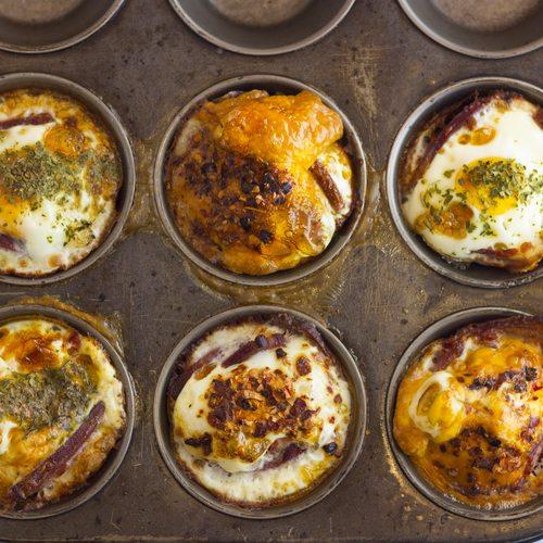 Chia Egg BItes