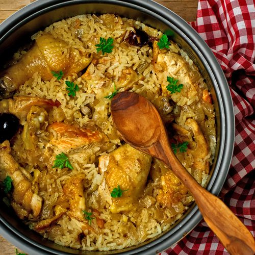 Chicken and Date One Pot Wonder