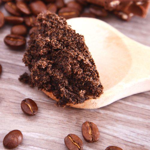 Coconut Sugar & Coffee Scrub