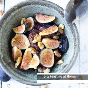 Gluten Free Teff porridge