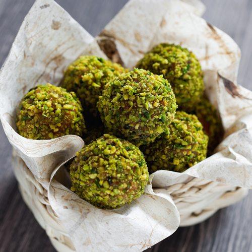 Easy snack full of green tea goodness