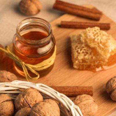 Honey Roasted Nut Mix
