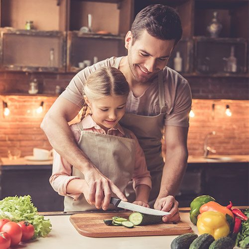 Fun ideas for kids in the kitchen