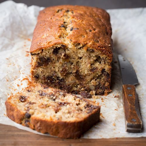 Best Ever Gluten-Free Banana Bread