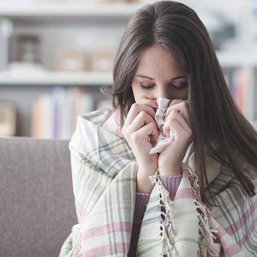 How to Combat the Cold & Flu Season