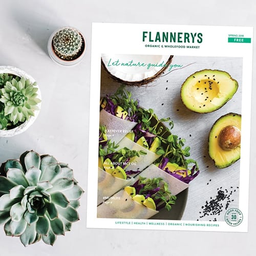 Flannerys new seasonal magazine is here