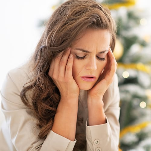Getting through the silly season with stress & sleep support