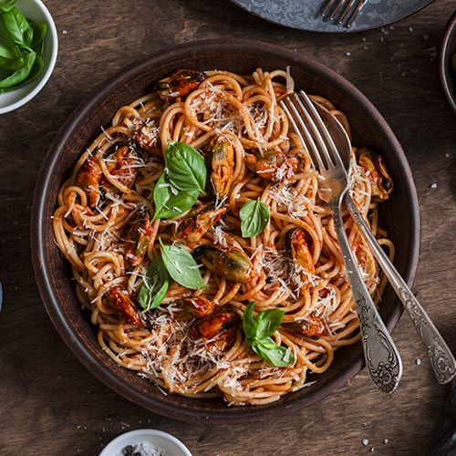 Pasta without the carbs…3 options to get you started!