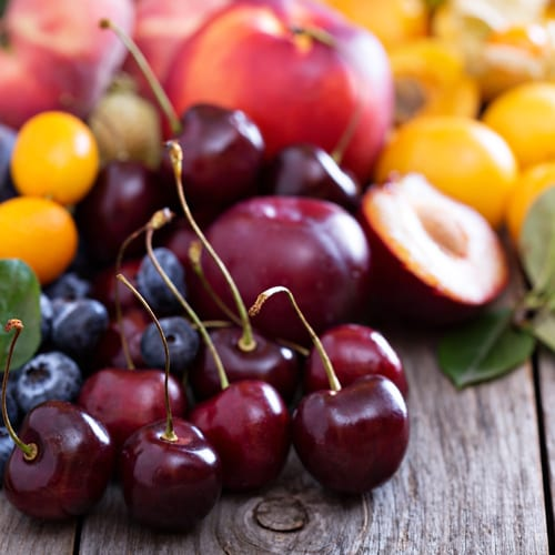 Eating in rhythm with the seasons provides us with an amazing source of specific vitamins and nutrients