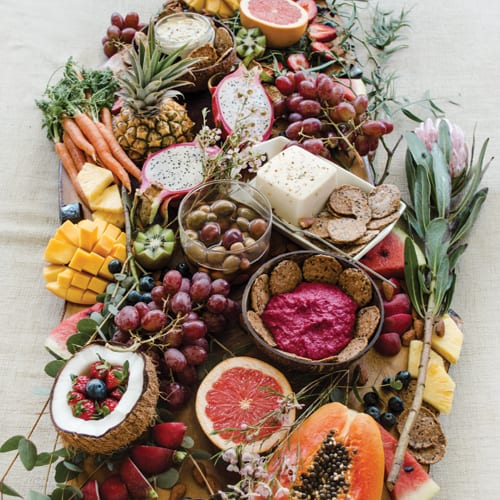 How To Create a DIY Platter