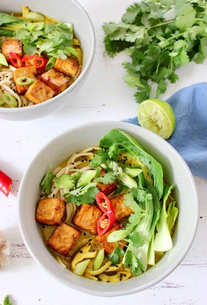 immune-boosting tofu
