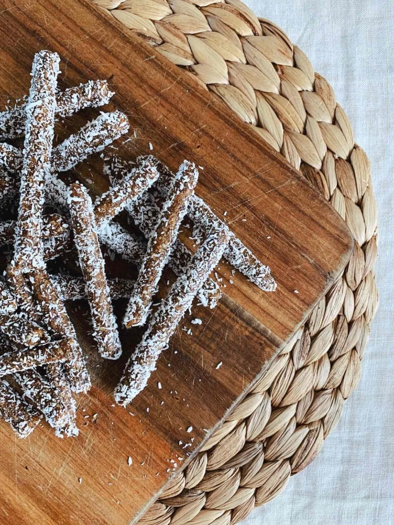 apricot seed straws