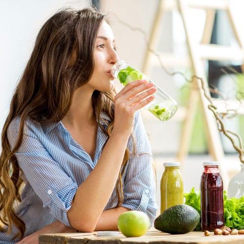 Balancing healthy hormones
