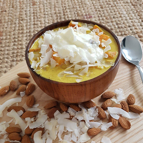Anti-inflammatory Almond Butter Curry
