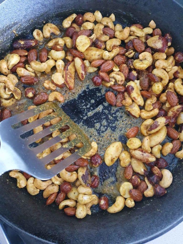 turmeric nut mix