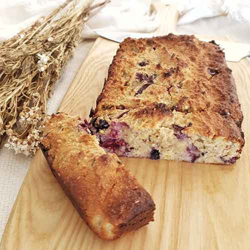 Blueberry Beauty Bread