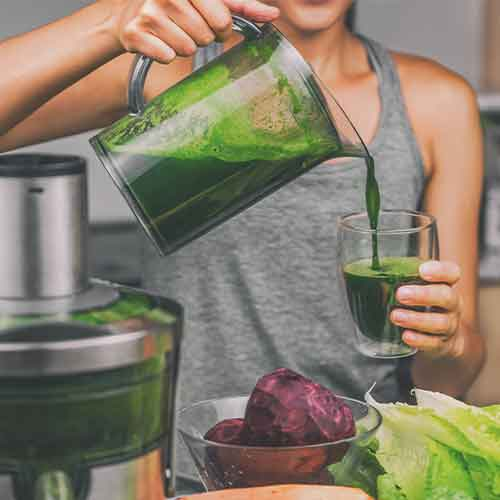 Juicing for the new year