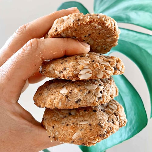Collagen and Protein Cookies