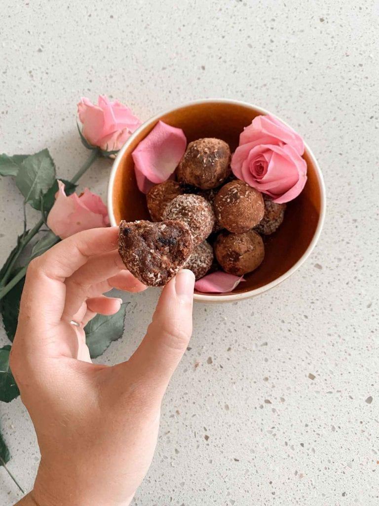 truffles valentines day