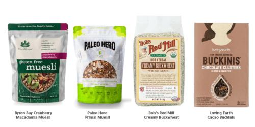 healthy cereals