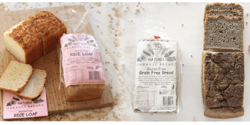 naturis bread