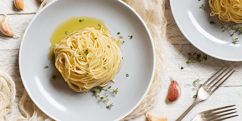 Healthy alternatives to enjoy delicious pasta