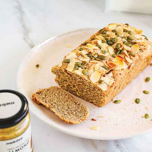 Paleo Almond + Seeded Loaf
