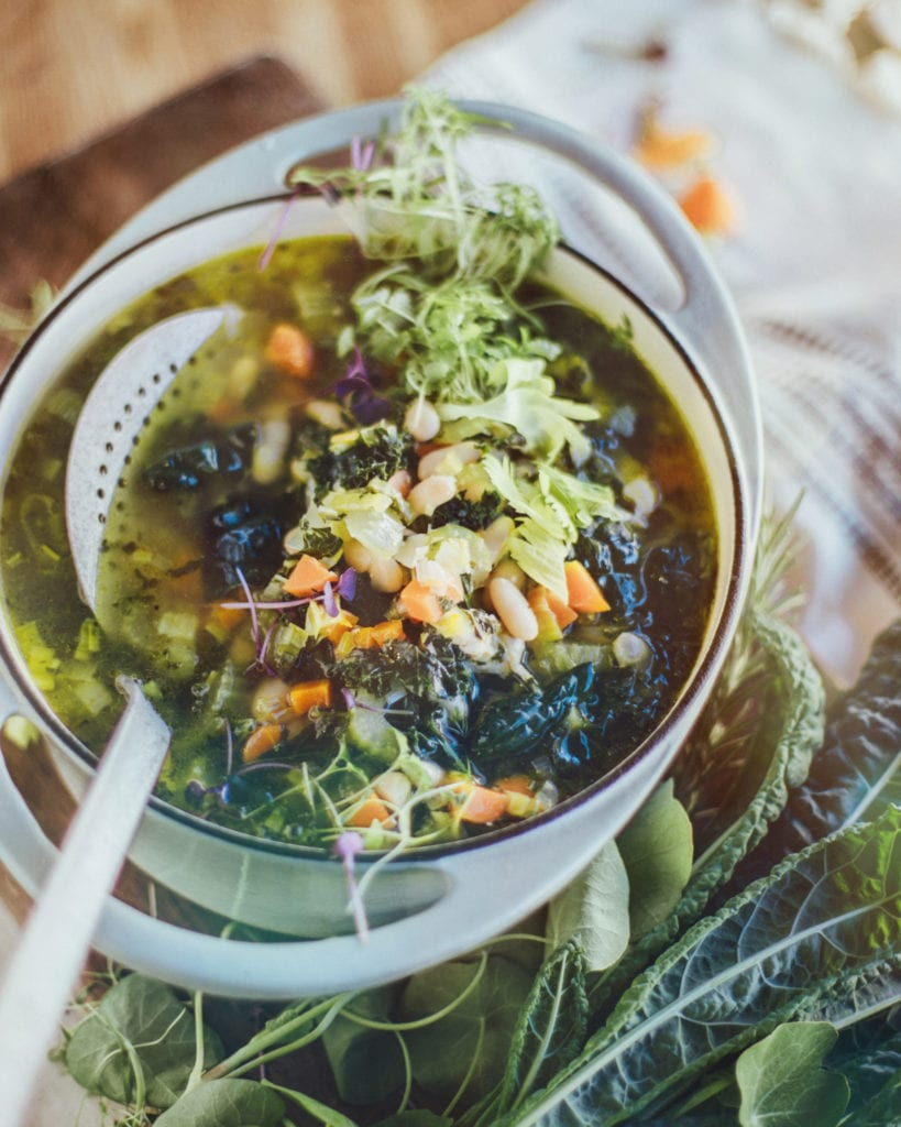 Tuscan-Chicken-Soup- Nutra Organics