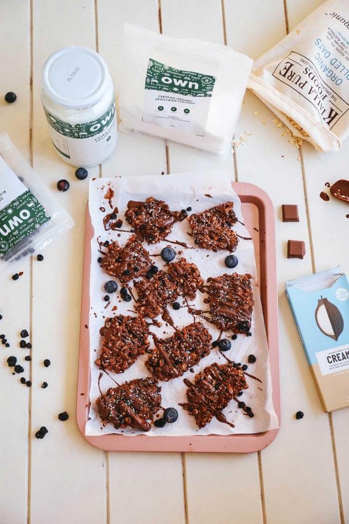 Choc-Blueberry-Crackle-Bars—Styled-1578
