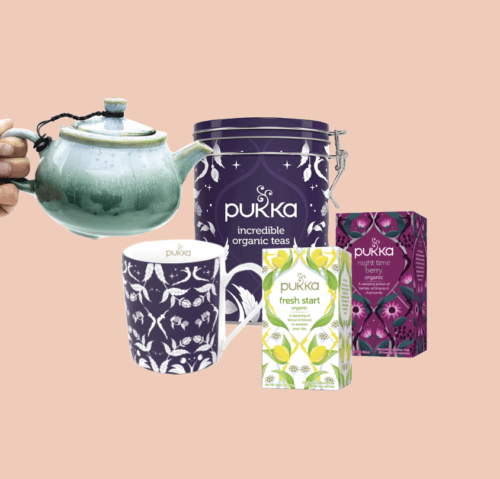 WIN a heart-warming prize pack from Pukka & Pottery for the Planet