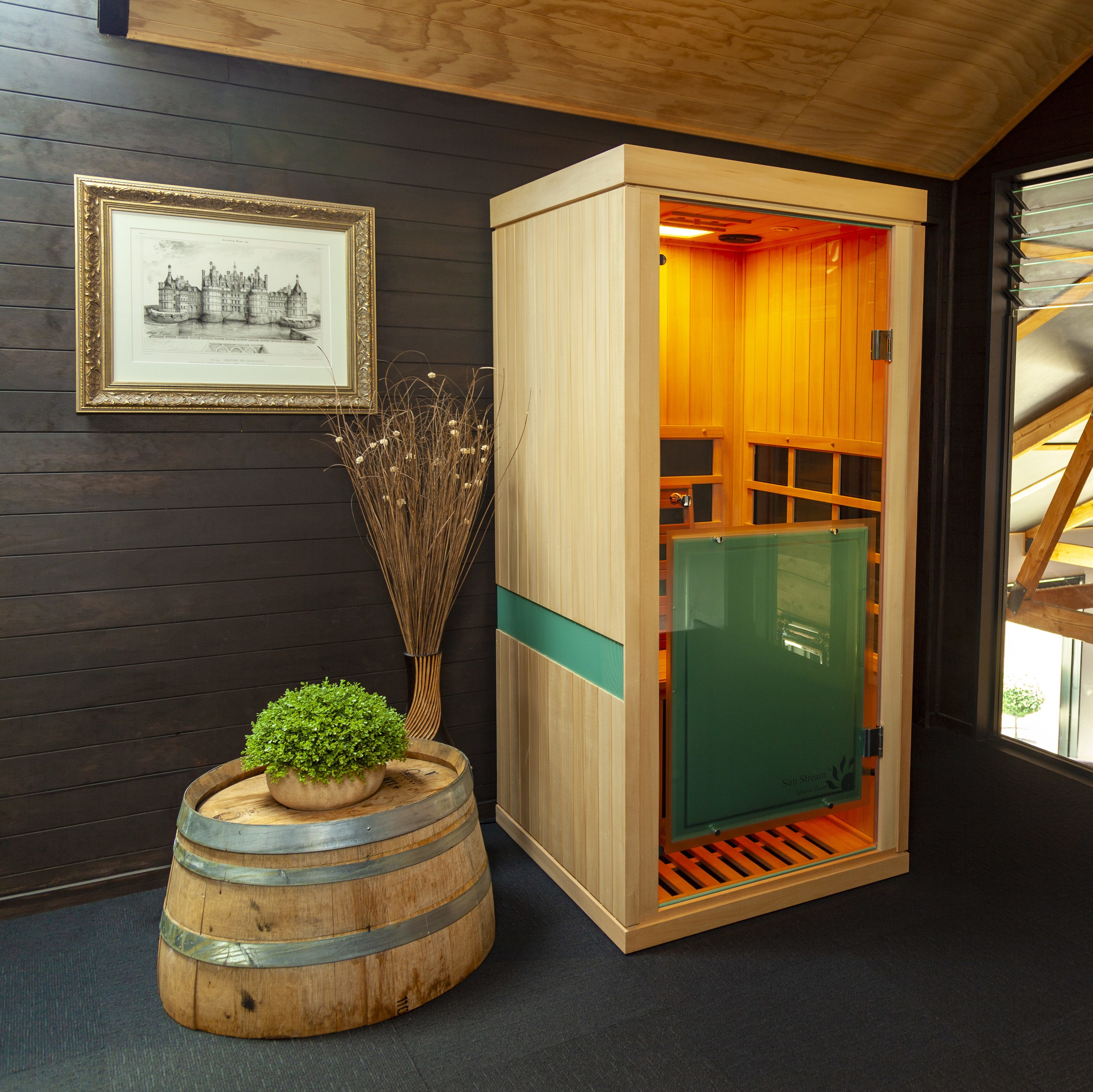 WIN your very own Infrared Sauna!